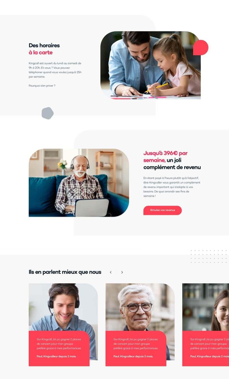 UI - Page