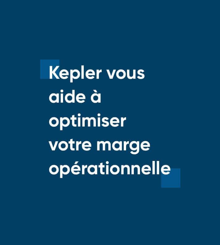 Design verbatim Kepler site web